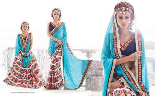 c6081ac8a48d65 Modern Handloom Silk Saree at Rs 1130 /set | Handloom Silk Sarees ...