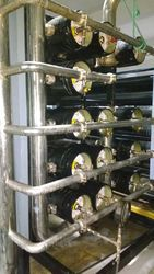 RO Plant with UF System for STP Plant