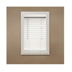 PVC Faux Wood Blind for Window And Doors