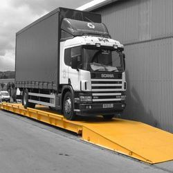 Industrial Highway Weighbridge