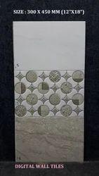 3D Inkjet Digital Wall Tile, Thickness: 8 - 10 Mm