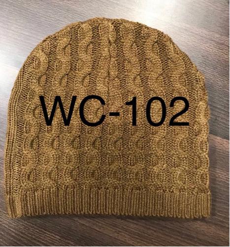 WC-102 Men Woolen Cap