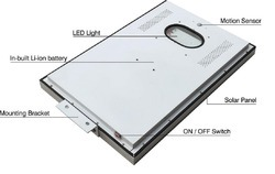 Solar LED Street Light - 12/15/20/25 Watt