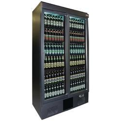 Double Sliding Door Bottle Cooler