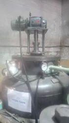 Resin Tank with Stirrer Motor