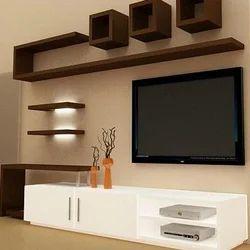 Tv Unit, Television Unit, Tv Console   Vmr Interiors, Bengaluru | ID:  11253097133