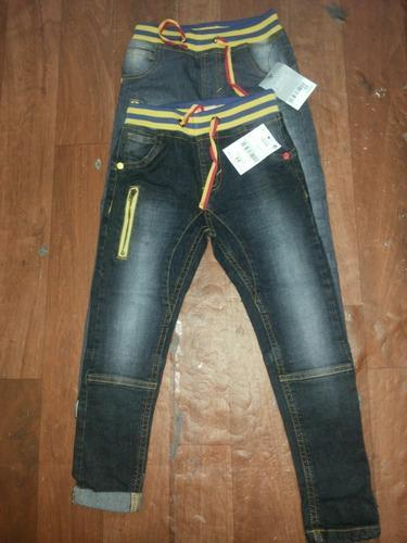 Kids Boys Jeans, Export Surplus Stocklot Garments