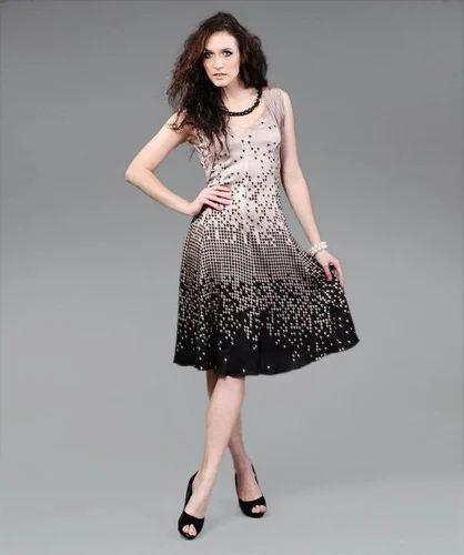 5306ae2d438b Ladies Western Dresses - Ladies Western Party Wear Dress Retailer ...
