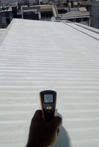 Roof Thermal Insulation Services - Roof Insulation Service
