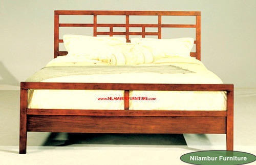 Infinity Solid Wood Bed Frames