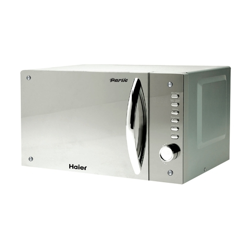 Haier Convection Microwave Oven Silver And Mirror