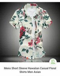 Short Sleeves Half Shirt
