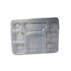 Plastic Meal Tray