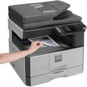 Sharp Photocopier Machine