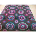 Suzani Embroidery Bed Cover Chakar Para