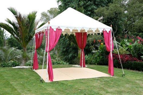 Canvas Pergola Tent (party Tents) & Canvas Pergola Tent (party Tents) Decorative Tents - Spider India ...