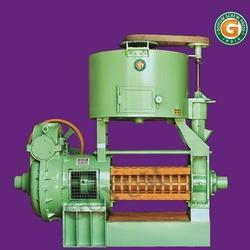 Groundnut Screw Oil Press