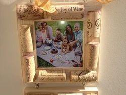 Wine Cork Frame