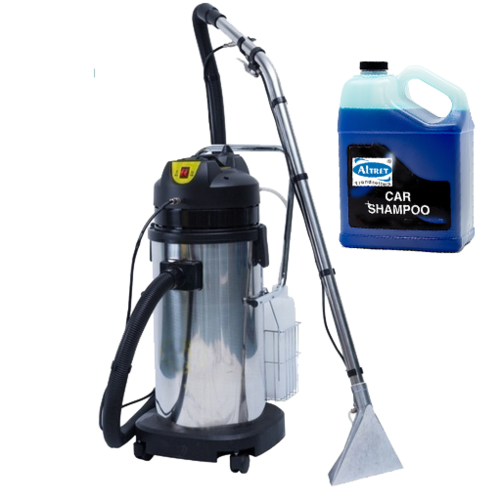 Car Cleaning Machines - Car Shampoo Vacuum Cleaner