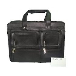 MANY OPTIONS AVAILABLE Executive Leather Bag