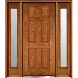 Fire Resistant Panel Doors