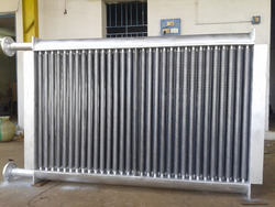 Finned Tube Heat Exchanger - Steam Radiator Manufacturer from Coimbatore