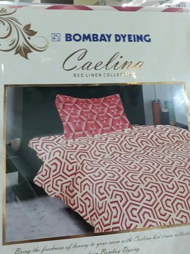 Bombay Dyeing Bombay Mills Portico Bed Sheets