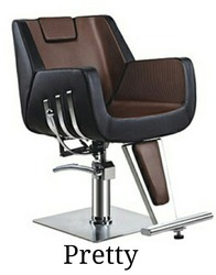 Unisex Salon Chair Pretty