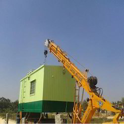 Portable Cabins on Hire