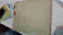Men Cotton Formal Pant