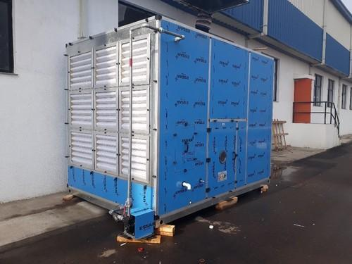 Air Washer Unit, for Industrial Use, For Industries