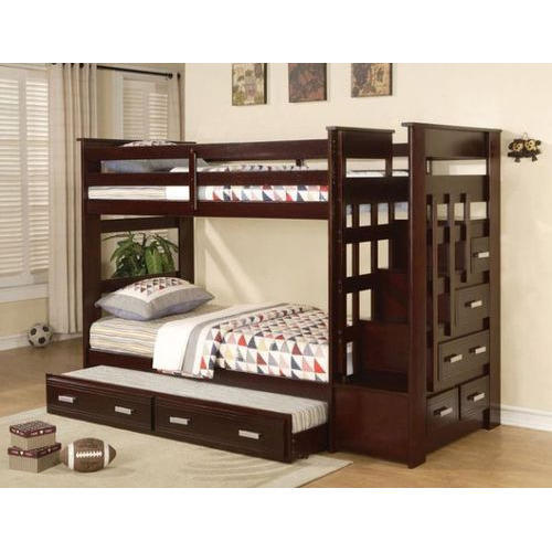 Wooden Bunk Bed Beds