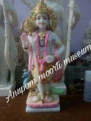 Murgun Swami kartik Marble Statue