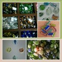 Glass Pebbles, Size: 22 To 40 Mm