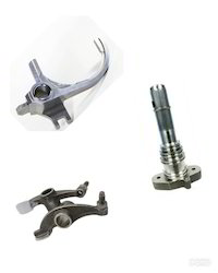 Four Wheeler Investment Castings Parts