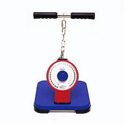 Back Muscle Dynamometer