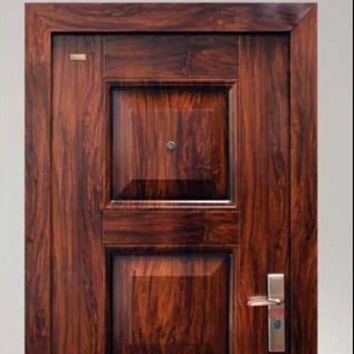 Wooden Type Steel Doors