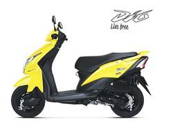Dio Scooter