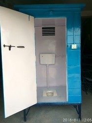 FRP Single Toilet