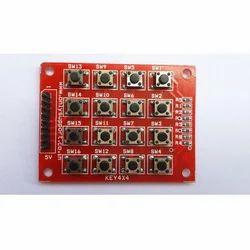 Keypad Microcontroller