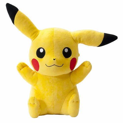 Soft Toys Cartoon : Animated cartoon characters soft stuffed toys pokemon