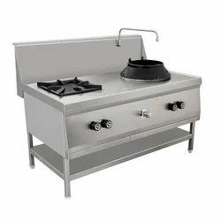 Sequel Kitchen Equipments Chinese Gas Range