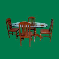 Teak Wood Dining Table Furniture  sc 1 st  IndiaMART & Teak Wood Dining Table Furniture at Rs 25500 /piece | Furniture Teak ...