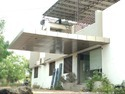 House Exterior ACP Cladding Work