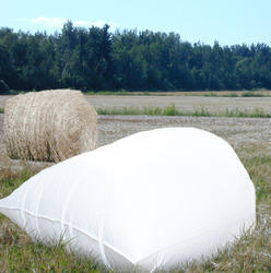 White Silage Bag, Capacity: Up To 50 Kg