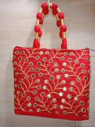 Coth 4 Colour Pooja Bags, Bag Size (Inches): 10/9