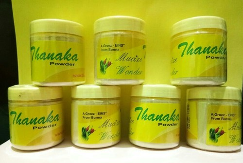 Permanent Hair Removal Thanaka Powder For Parlour Rs 1499