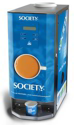 Tea & Coffee Premix Vending Machine