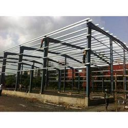 Steel Prefab PEB Structure Shed