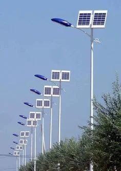 Solar Street Light Large Scale Stand Alone Virat